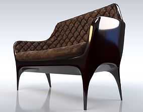 3D model SHOWTIME SOFA - Jaime Hayon - BD Barcelona Design
