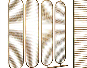 Decorative partition set 65 3D