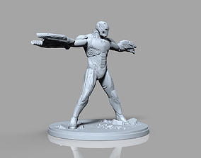 Iron Man MK50 3D print model
