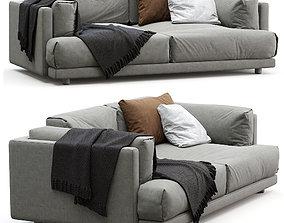 3D model Family Lounge by Living Divani
