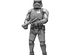 Stormtrooper Light 3D