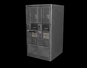 3D model Sci-Fi Server