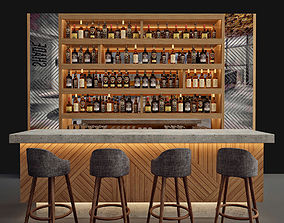 Loft Bar Collection 9 3D model