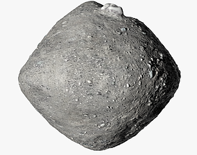 3D Asteroid Ryugu