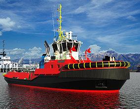 Tug Boat Proven 3D