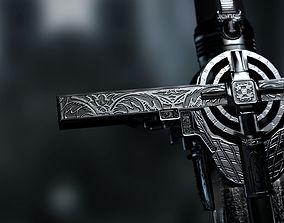 Ancient Sword 3D asset realtime