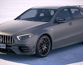 Mercedes-Benz A45 S AMG 4Matic 2020 3D