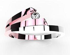 idea JEWELRY WOMEN 3D RING - CAD-05