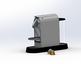 coffee maker newdesign 3D model
