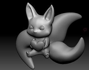 3D printable model Kiko from League of Legend