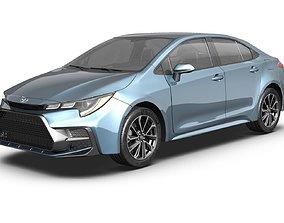 2020 Toyota Corolla 3D