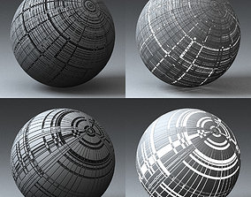 Syfy Displacement Shader H 001 a 3D