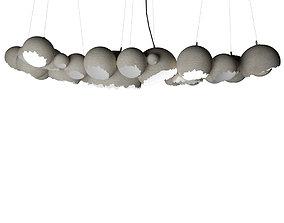 3D model Pendant Lamp Bavovna L
