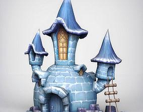 3D model Fantasy Igloo