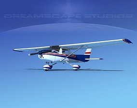 3D Cessna 150 Commuter V10