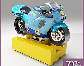 3D model KIDDY RIDE MOTORCYCLE