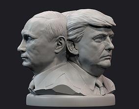 Trinity 1 3D printable model leader