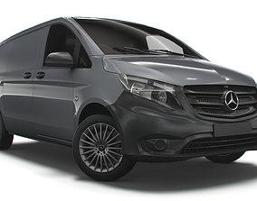 Mercedes Benz Vito L1 Premium 2020 3D model