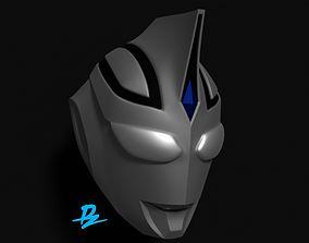 Mask Ultraman Agul 3d print