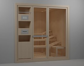 3D model Effegibi Sauna