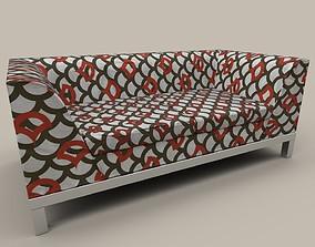 3D model Sofa color