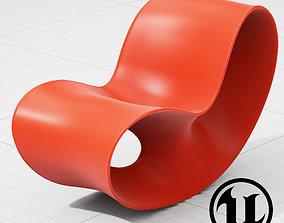 Magis Voido Chair UE4 3D model