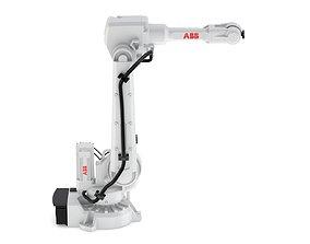 3D model ABB IRB 2600