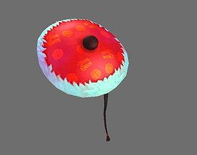 3D asset Cartoon Chinese New Year Hat