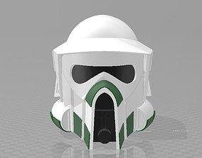 3D print model Star Wars ARF Troopers Helmet