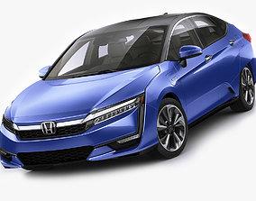 Honda Clarity Hybrid 2018 3D