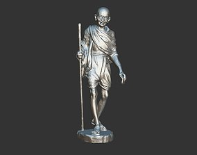 Gandhi by Wagh Sculptors v4 3DP