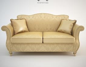 Classic Sofa Chantal 3D model