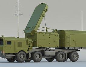 3D 92N6 Grave Stone Radar