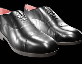 Fine Shoes 3D model clothing