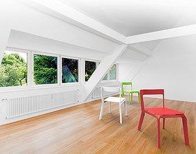 Simple Chair VilimR 3D