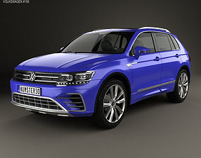 Volkswagen Tiguan GTE 2015 3D