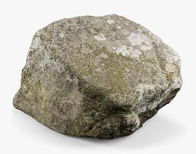 3D model Maine Rock - 8K Scan