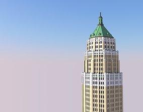 3D print model Tower Life Building