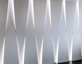 Wall Panel Set 96 3D
