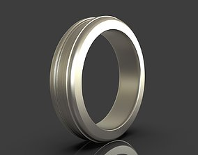 3D printable model Jewelry Simple Ring