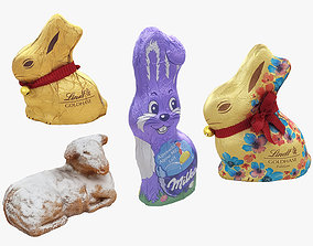 Easter Collection 3D model