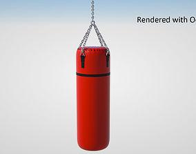 Boxing Bag 3D model