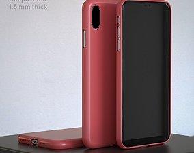 3D print model IPhone XS MAX Case