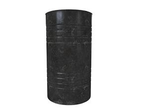 3D dirty Barrel