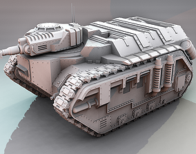 Chalyciax Infernus 3D print model