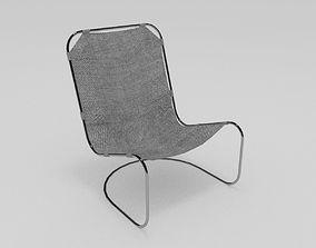 3D asset Chair director