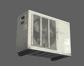 3D model Air Condition Outdoor Unit