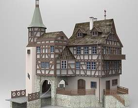 Gutenbach Studio Max 3D model