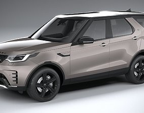 Land Rover Discovery 2021 3D