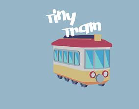 Tiny Tram 3D model